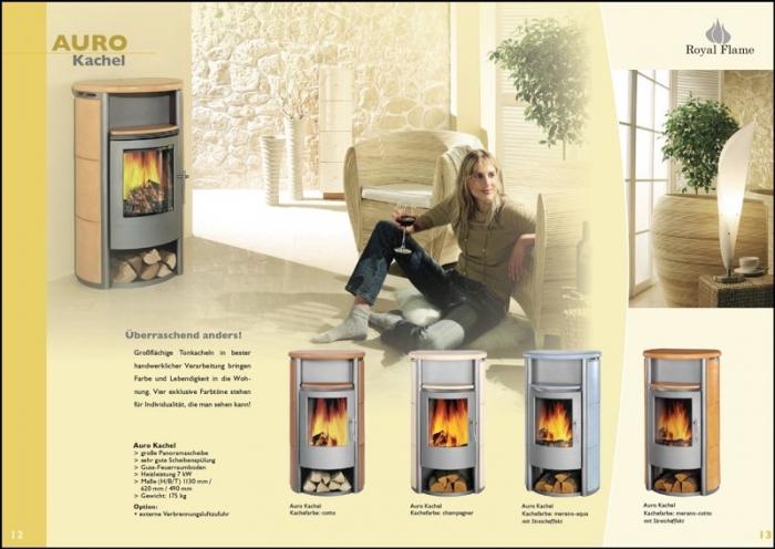 Model für Royal Flame