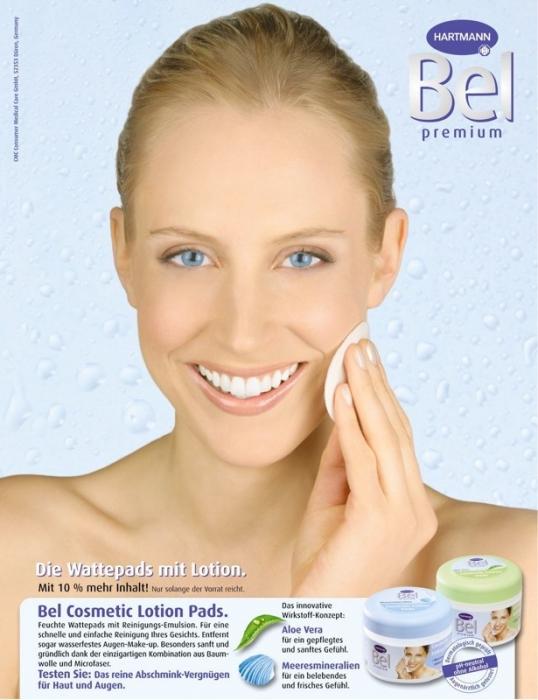 Bel Wattepads Cover