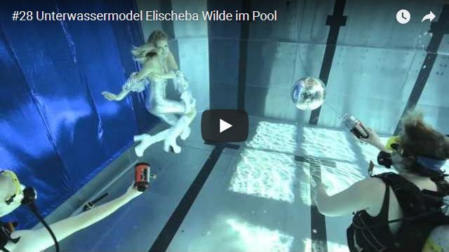 ElischebaTV_028 Unterwassermodel Elischeba Wilde im Pool