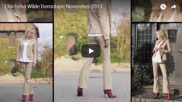 Elischeba Wilde Demotape November 2013