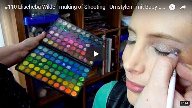 ElischebaTV_110_640x360 Elischeba Wilde Umstylen für Shooting mit Baby Leon