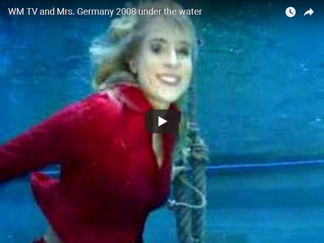 WM_TV_640x480 Mrs Germany 2008 under water