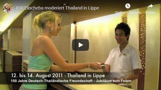 ElischebaTV_030 Elischeba moderiert Thailand in Lippe