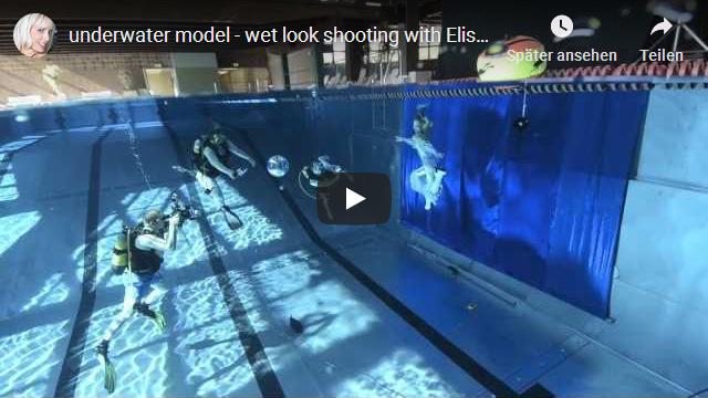 Elischeba_underwater_model - wet look shooting