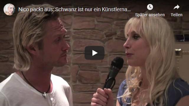 Elischeba interviewt Nico Schwanz